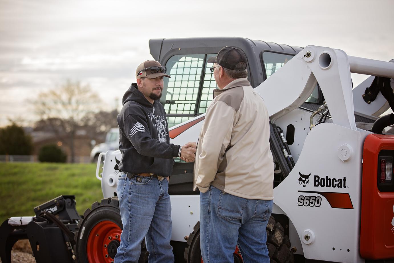 Bobcat Equipment Dealer in Texas | Sales | BobcatCCE com