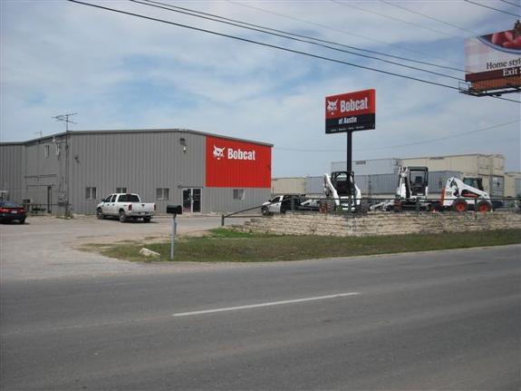 Bobcat Construction Equipment Dealer in Austin