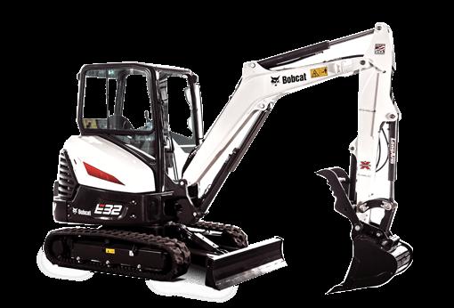 bobcat-excavator