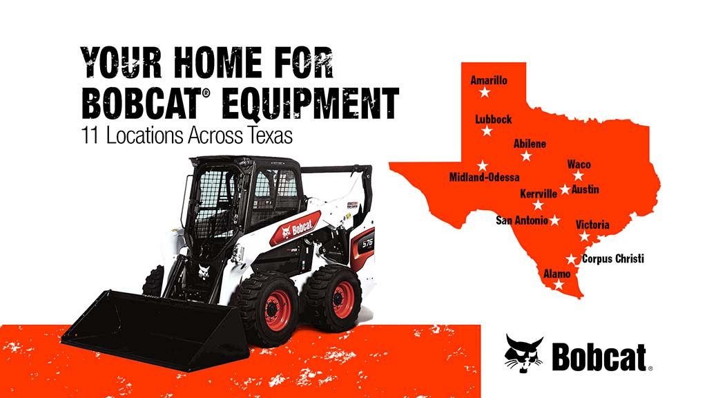 11 Texas Bobcat Locations to Service Your Equipment